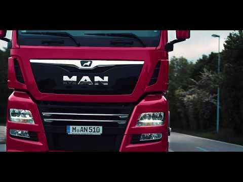 MAN XLION I Nya MAN D26-motorn