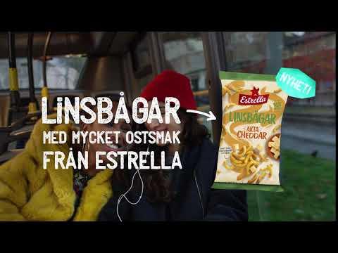 Gilla att dela bussresan med linsbågar från Estrella