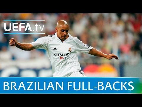 Roberto Carlos, Dani Alves,  Filipe Luís: Great Brazilian full-backs