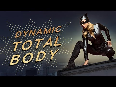 Low Impact Total Body Workout | Apartment Friendly Exercises Inspired by Catwoman