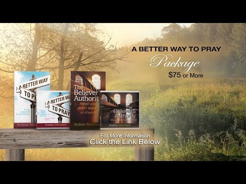 A Better Way to Pray Package