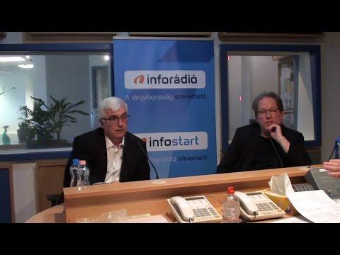 InfoRádió - Aréna - Baán László és Kemecsi Lajos - 1. rész - 2020.09.10.