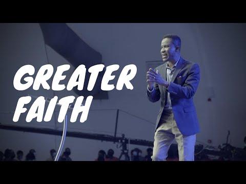 Greater Faith // Pastor Godman Akinlabi (Full Sermon) // The Elevation Church