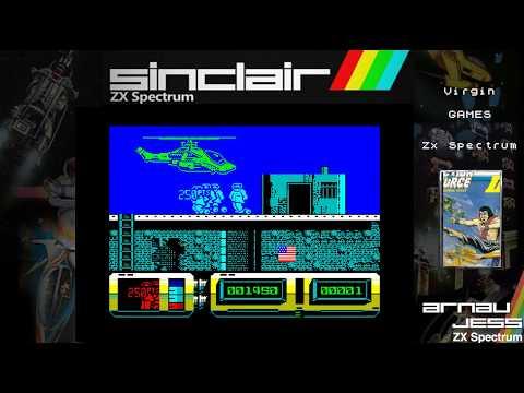 Virgon GAMES  en Zx Spectrum