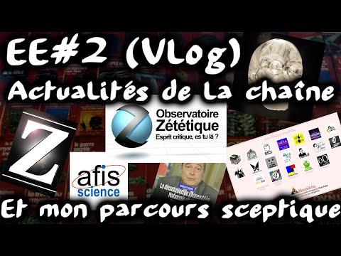 (Vlog) Actus et mon parcours sceptique #EtatdEsprit 2