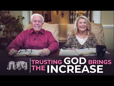 Boardroom Chat: Trusting God Brings The Increase  Jesse & Cathy Duplantis