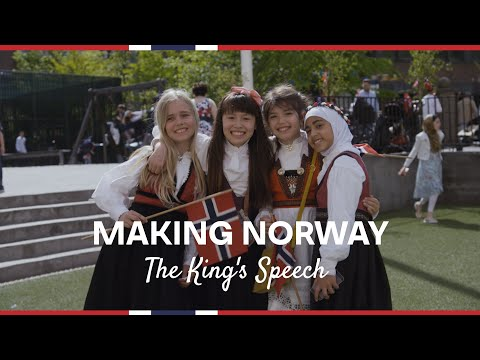 The King's Speech   Making Norway: Part 4