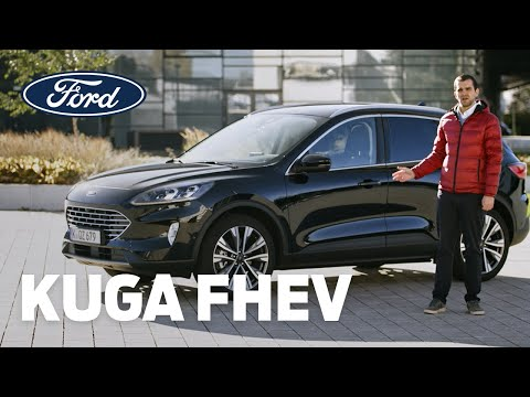 Everything You Need To Know About the New Ford Kuga Hybrid (FHEV)