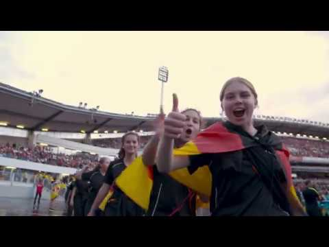 Gothia Cup Opening Ceremony 2018