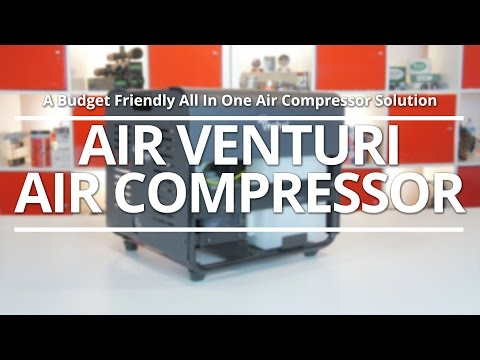 Air Venturi Air Compressor: A Budget Friendly All-In-One Air Compressor Solution!
