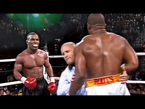 Mike Tyson's Opponents Before and After the Fight