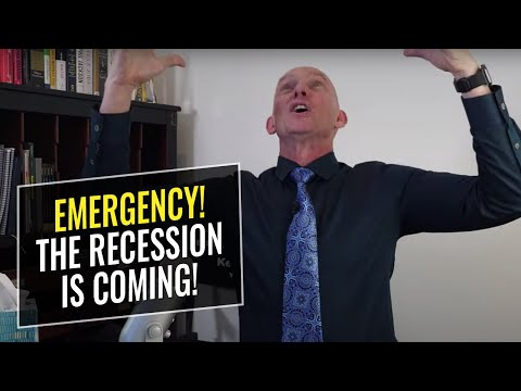 EMERGENCY! THE RECESSION IS COMING! - KEVIN WARD photo