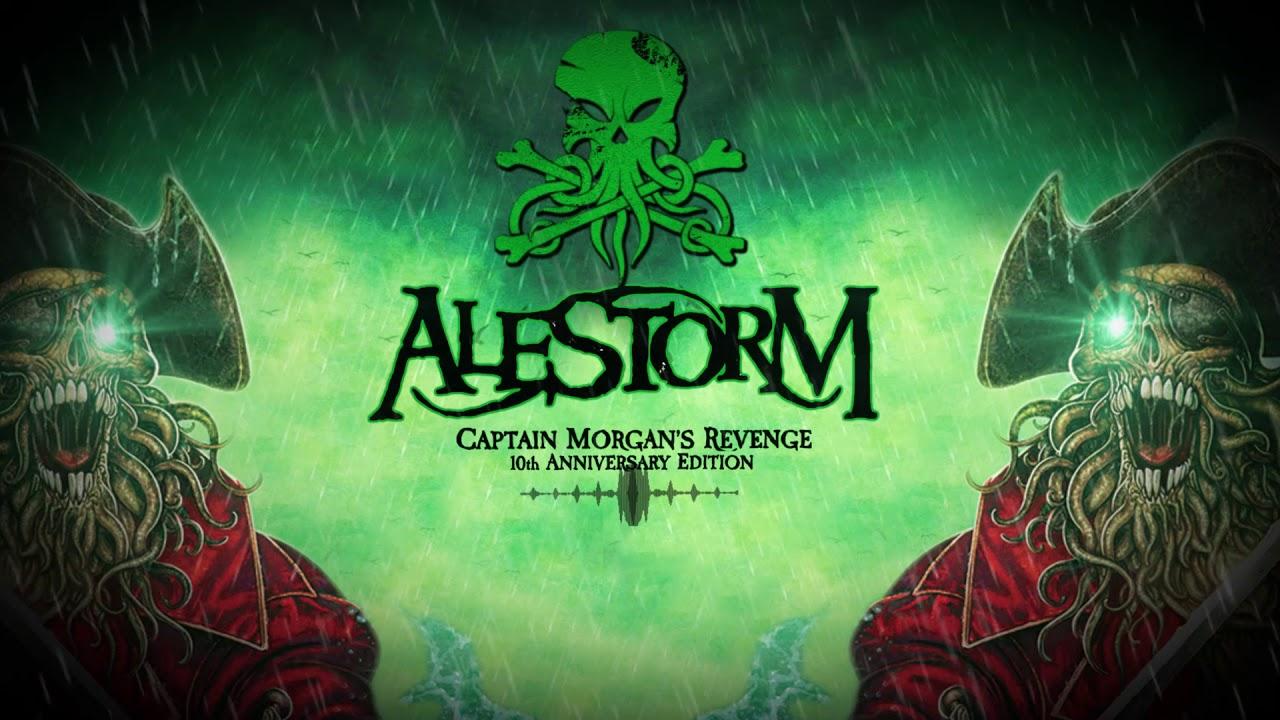 ALESTORM – Captain Morgan's Revenge (Official Lyric Video) | Napalm Records
