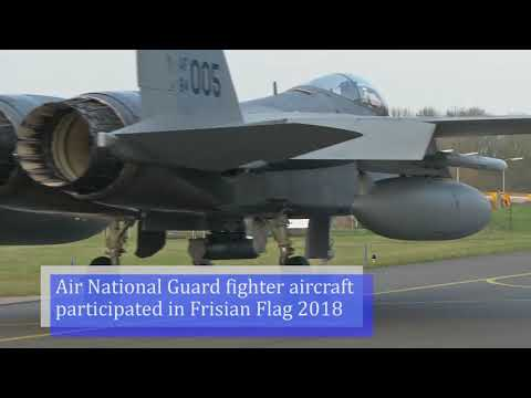 DFN:Frisian Flag 2018 Aircrew Take-Off Operations, NETHERLANDS, 04.11.2018