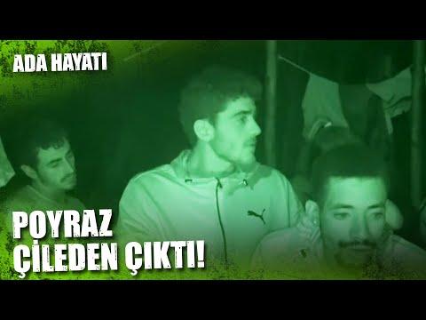 Poyraz ve Duygu Kavga Etti | Survivor 2021