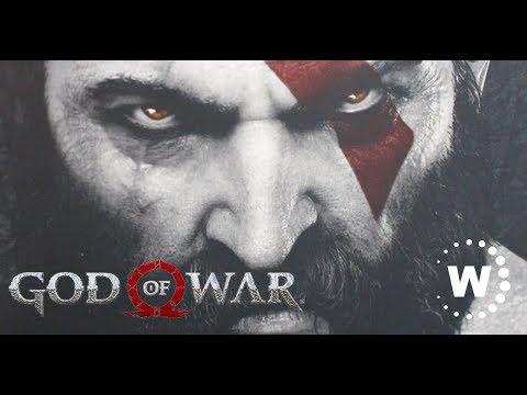 God of War Webhallen Unboxing