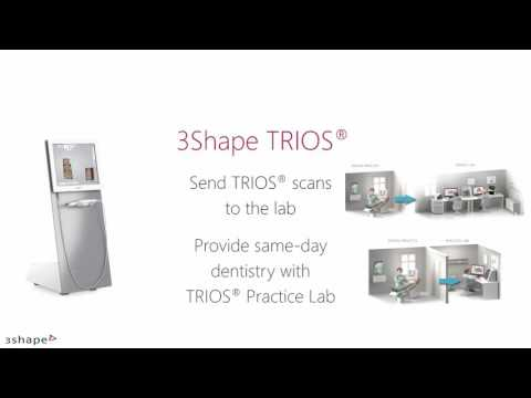 DENTRIX® integration overview without TRIOS workflow short version