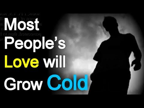 The Love of Many Shall Wax Cold - Matthew Henry (narration with text)
