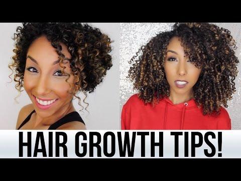 Hair Growth Tips! | BiancaReneeToday