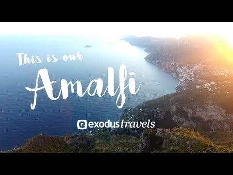 Amalfi Coast with Exodus Travels