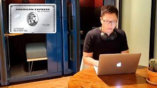 AMEX Business Platinum: WeWork Benefit (Platinum Global Access)