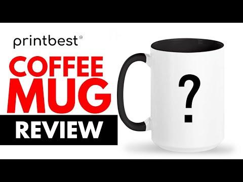 I Made A Weird Mug (PRINTBEST Coffee Mug Review)