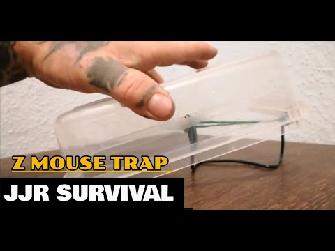 Z mouse trap