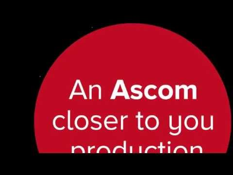 Ascom d63. Quite possibly the world's hardest working handset (GB)