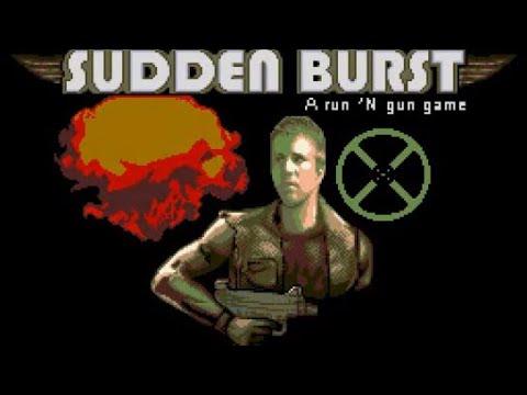 SUDDEN BURST