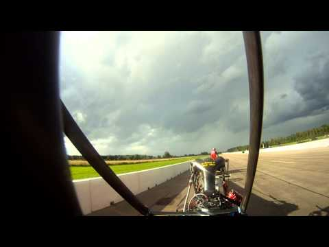 Micke Kågered Top Fuel onboard camera