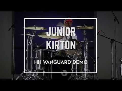 Junior Kirton - SABIAN HH Vanguard Demo