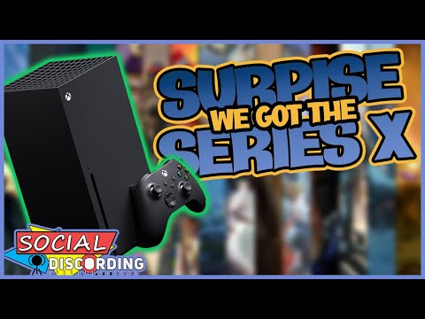 Bander surprises the boys with a New Xbox Series X :: Social Discording 18