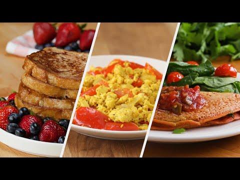 Homemade Vegan Breakfast Recipes