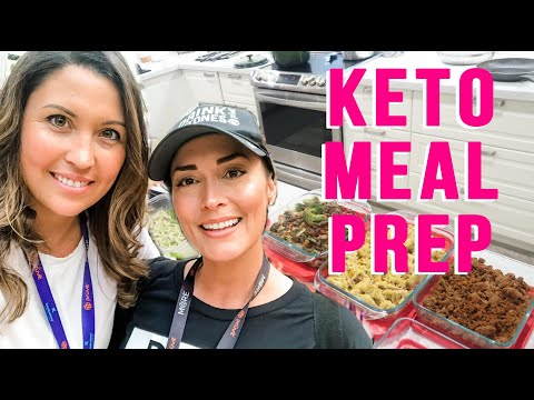 5 Batch Cooking Tips for Keto! Meal Prep Beginners Guide, Watch This!