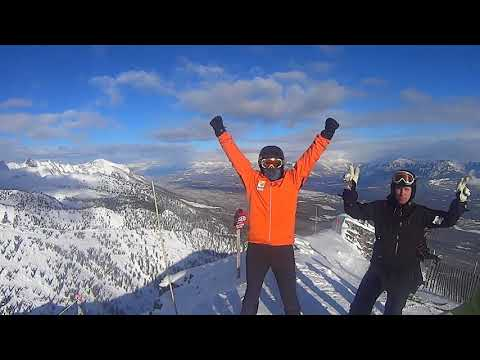 SPIES Canada Ski Rundtur 2019