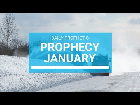Prophecy for January 2020