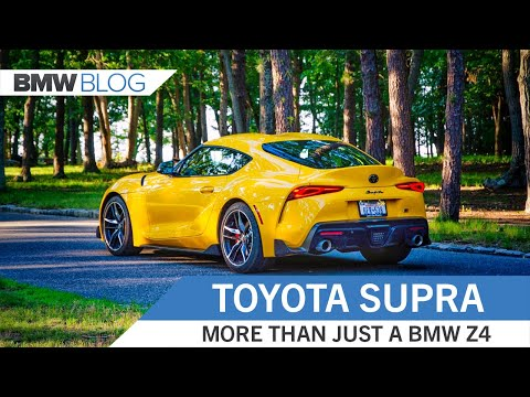 2020 Toyota Supra – Is It More Than Hype? Test Drive and Review