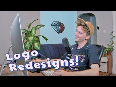Redesigning Your Logos! YGR 20 - UCbqd2YmFeHMwxlj4NcN5zPQ