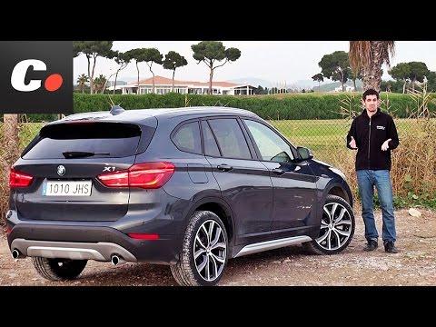 BMW X1 2016 SUV | Prueba / Análisis / Test / Review en español | coches.net