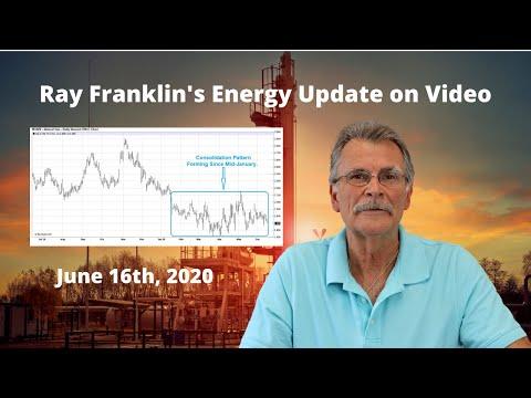 Energy Market Update: 16 June, 2020