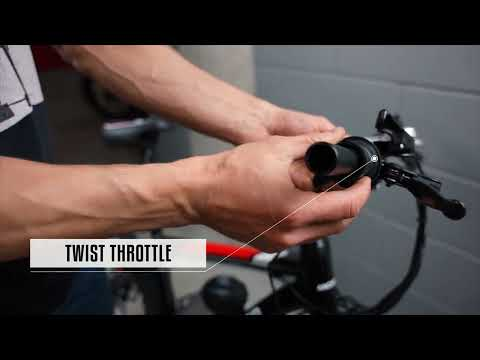 Throttle Assembly Video, Model Classic 1907, EU & UK