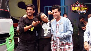 Chhichhore Star Cast Spotted At The Kapil Sharma Show | Shraddha, Sushant Singh Rajput, Varun Sharma