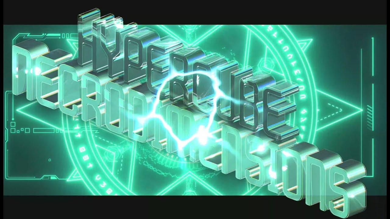 WIZARDTHRONE – Hypercube Necrodimensions (Official Lyric Video)   Napalm Records