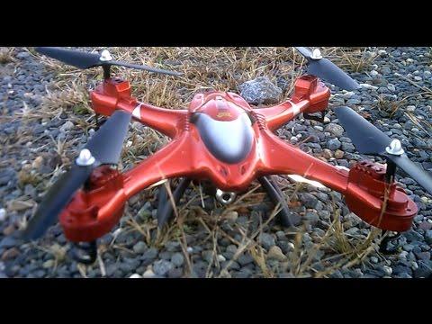 Holy Stone HS200W FPV RC Drone HD Wifi Camera Live Feed Quadcopter Altitude Hold RTF REVIEW FLIGHT - UCXP-CzNZ0O_ygxdqiWXpL1Q