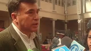 Ministro le pide a Carlos Mesa que explique pagos de Goni