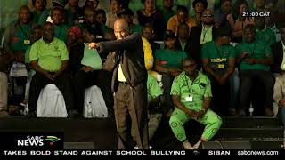 Mathunjwa issues stern warning to ANC if Amcu is deregistered