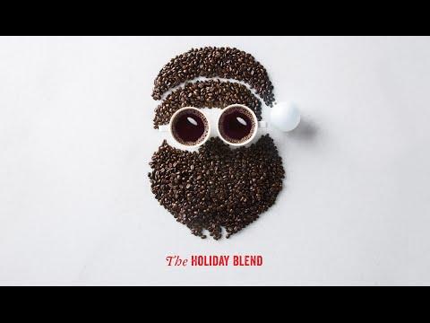 Peet's Coffee | Santa Bean Art