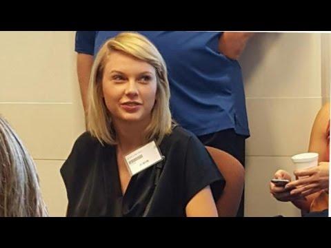 Taylor Swift attends jury duty in Nashville
