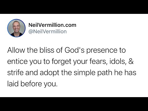 In Me You Have Overcome - Daily Prophetic Word