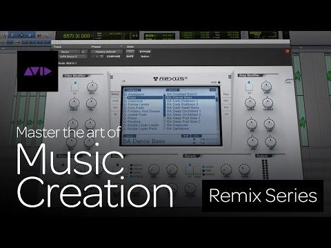 Remix: Mixing Bass and Beats